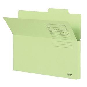 その他 (まとめ) コクヨ 持ち出しフォルダー(カラー) A4 緑 A4-CFG 1パック(10冊) 【×10セット】 ds-2228529