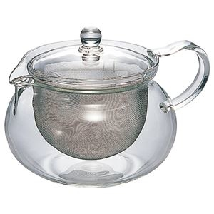 その他 (まとめ) ハリオグラス 茶茶急須 丸 700ml CHJMN-70T 1個 【×10セット】 ds-2229204