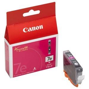 その他 (まとめ) キヤノン Canon インクタンク BCI-7eM マゼンタ 0366B001 1個 【×10セット】 ds-2230466