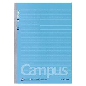 その他 (まとめ) コクヨ キャンパスノート(ドット入り罫線) A4 B罫 40枚 ノ-201BTN 1セット(5冊) 【×10セット】 ds-2231714