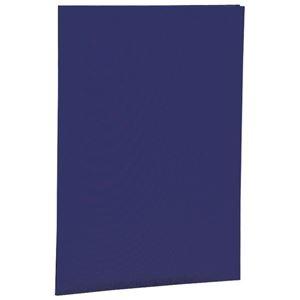 その他 証書ファイル 布クロス貼りタイプ 二つ折りタイプ A4 紺 【×10セット】 ds-2232003