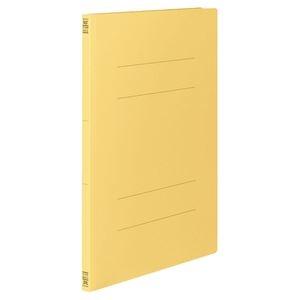 その他 (まとめ) コクヨ フラットファイルV(樹脂製とじ具) A3タテ 150枚収容 背幅18mm 黄 フ-V43Y 1パック(10冊) 【×10セット】 ds-2232040