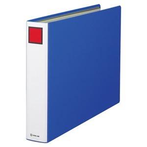その他 (まとめ) キングファイル スーパードッチ A3ヨコ 600枚収容 背幅76mm 青 1506E 1冊 【×10セット】 ds-2232157