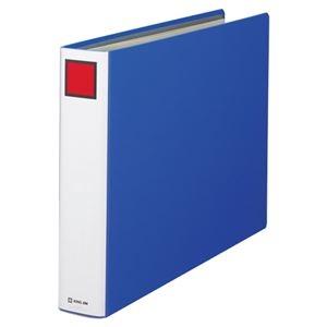 その他 (まとめ) キングファイル スーパードッチ A3ヨコ 500枚収容 背幅66mm 青 1505E 1冊 【×10セット】 ds-2232159