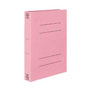 その他 (まとめ) コクヨ フラットファイルX(スーパーワイド) A4タテ 400枚収容 背幅43mm ピンク フ-X10P 1セット(10冊) 【×10セット】 ds-2232176