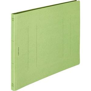 その他 (まとめ) ライオン事務器 フラットファイル(環境) 樹脂押え具 B4ヨコ 150枚収容 背幅18mm 緑 A-509KB4E 1セット(10冊) 【×10セット】 ds-2232387