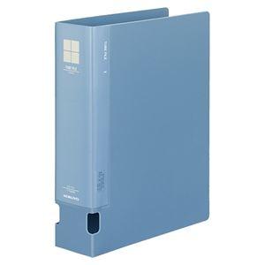その他 (まとめ) コクヨ チューブファイルPP 片開き A4タテ 600枚収容 背幅74mm 青 フ-F660NB 1冊 【×10セット】 ds-2232416