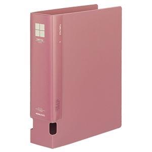 その他 (まとめ) コクヨ チューブファイルPP 片開き A4タテ 600枚収容 背幅74mm ピンク フ-F660NP 1冊 【×10セット】 ds-2232418