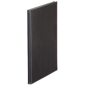 その他 (まとめ) キングジム レザフェス メニューファイル A4タテ型 黒 1972LFクロ 1冊 【×10セット】 ds-2232740