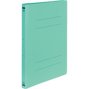 その他 (まとめ) TANOSEE書類が出し入れしやすい丈夫なフラットファイル「ラクタフ」 A4タテ 150枚収容 背幅20mm グリーン1パック(5冊) 【×10セット】 ds-2233235