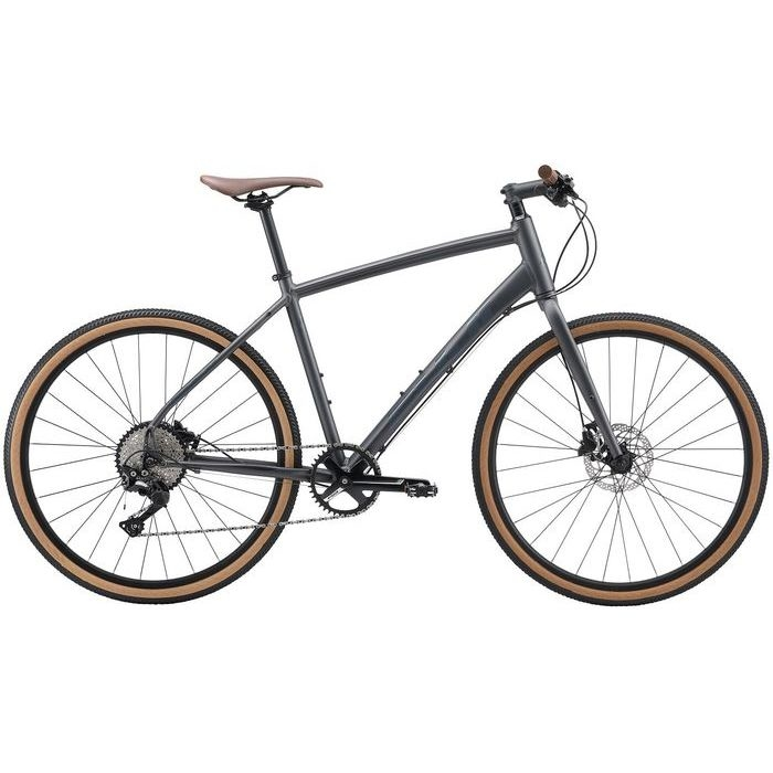 FUJI RAFFISTA 10段変速 クロスバイク(MATTE BLACK/15) 20RFSTBK15