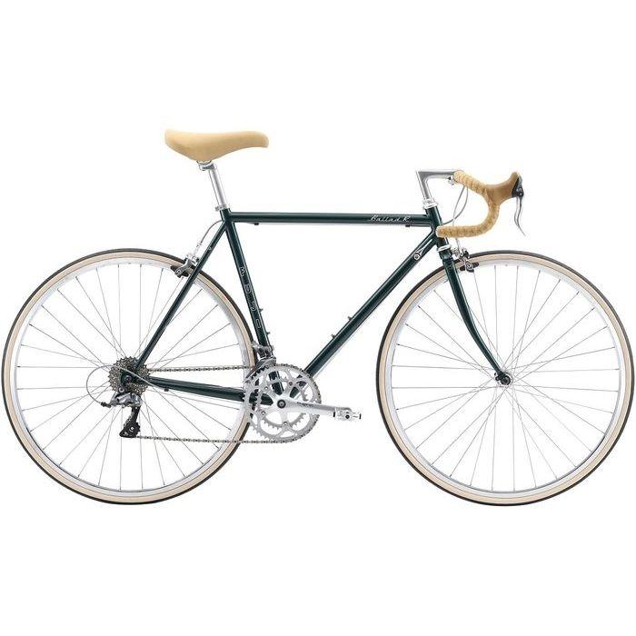FUJI BALLAD R 2x8段変速 ロードバイク(BRITISH GREEN/52) 20BLDRGR52