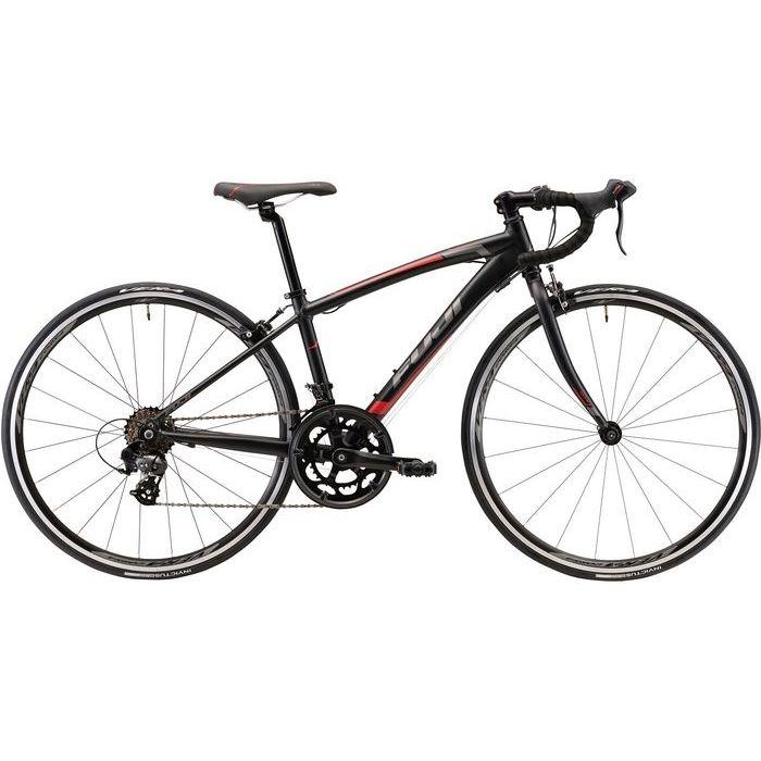 FUJI ACE 650 2x7段変速 子供用自転車(MATTE BLACK) 20AC65BK35