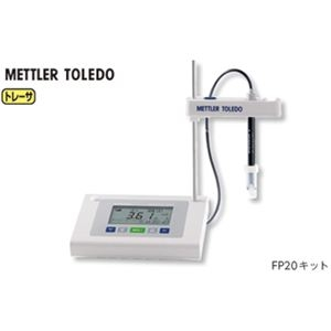 その他 卓上型pHメーター F20キット ds-2203959