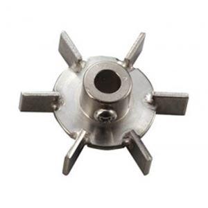 その他 撹拌器用プロペラ タービン(平羽根) 8×55mmφ ds-2205159