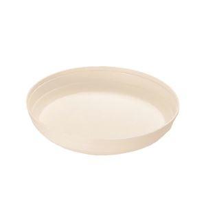 その他 (まとめ) プラスチック製 植木鉢受け皿 【ホワイト 5号】 ガーデニング 園芸 『カラーバリエ』 【×240個セット】 ds-2247869