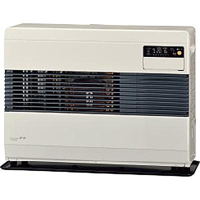 コロナ 安定した暖房性能で業務用としても大活躍【コロナFF式温風ヒーター・ビルトインタイプ<別置タンク式>ポット式】 FF-B100CW