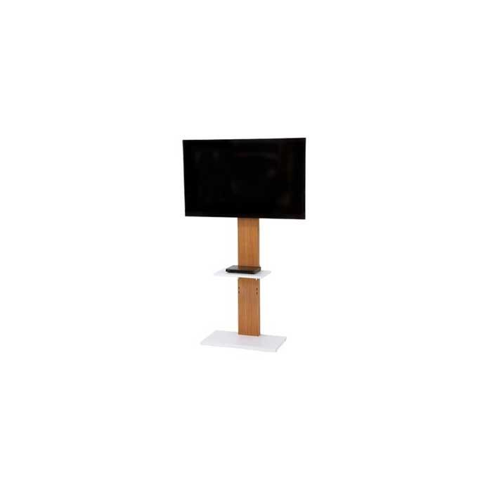 スタンザインテリア 壁掛け風 スマートテレビボード テレビスタンド (ハイタイプナチュラル) kr99071na