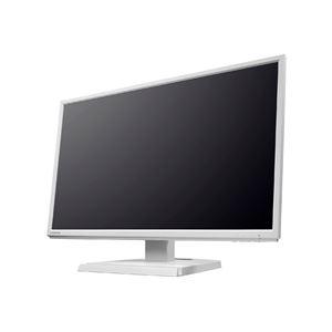 その他 「5年保証」広視野角ADSパネル採用 23.8型ワイド液晶ディスプレイ ホワイト ds-2249306