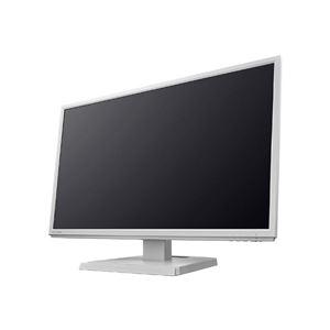その他 「5年保証」広視野角ADSパネル採用 USB Type-C搭載23.8型ワイド液晶ディスプレイホワイト ds-2249309