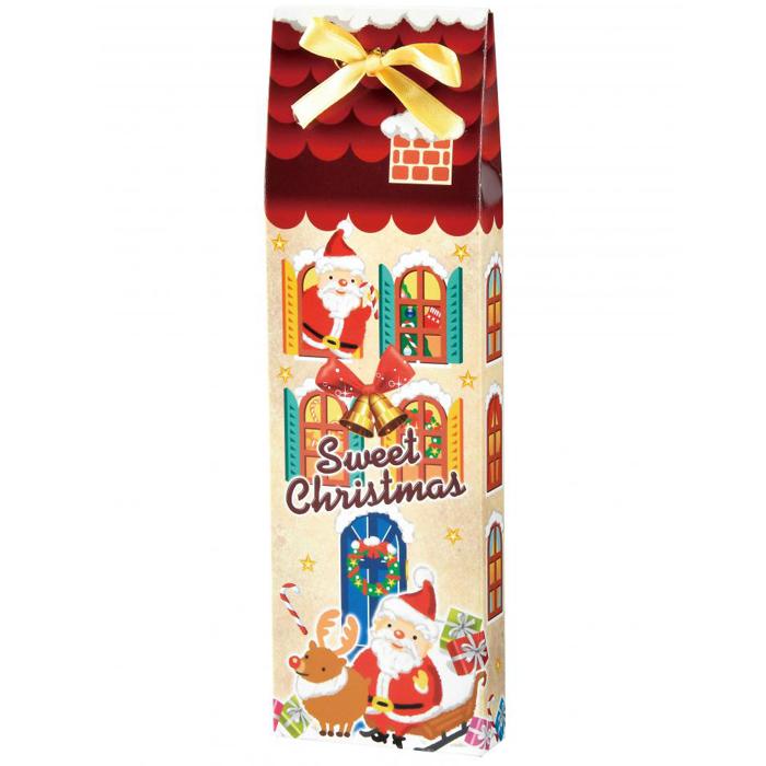その他 【100個セット】クリスマス ロングボックス 2475143