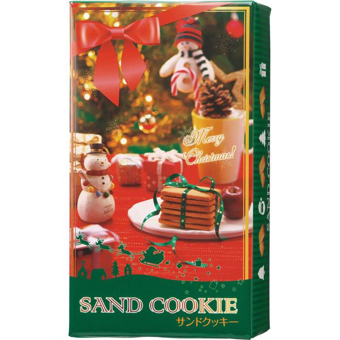 その他 【50個セット】クリスマスサンドクッキー5個 2475125