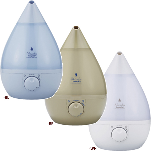 アピックス 蒸気が熱くない超音波式加湿器(カフェブラウン) AHD-019-BR【納期目安:1週間】