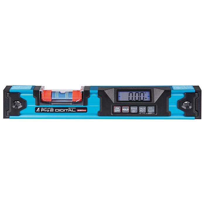 シンワ測定 ブルーレベルPro2 デジタル 350mm 防塵防水 4960910753136