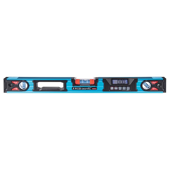 シンワ測定 ブルーレベルPro2 デジタル 600mm 防塵防水 4960910753150