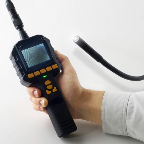 スリーアールソリューション 【φ4.5mm】 【ケーブル2.0m】 工業用内視鏡 組み換え可能で様々な状況に対応 3R-FXS050-452
