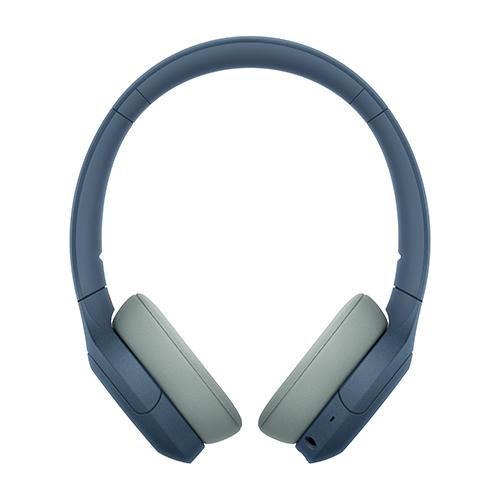 ソニー ハイレゾワイヤレス、Bluetooth対応ヘッドホン ブルー WH-H810-L