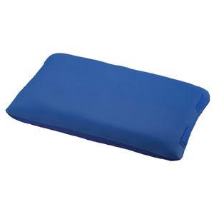その他 入浴サポートクッションII(枕型大)ブルー ds-2260900