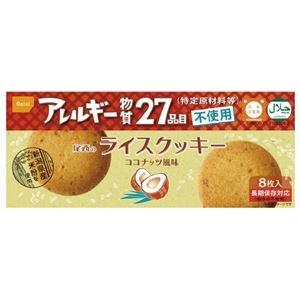 その他 ライスクッキー 8枚入×48個 ds-2261713