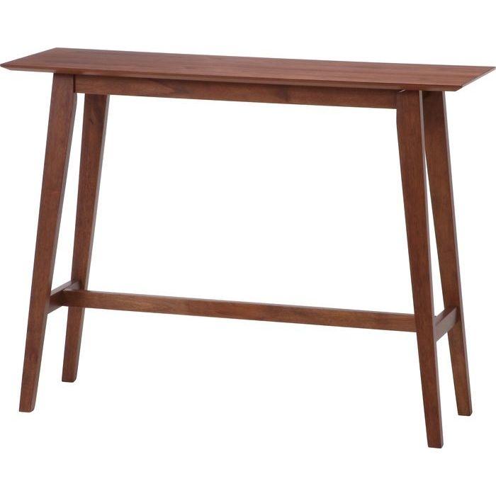 不二貿易 バーテーブル モカ BR FJ-98954