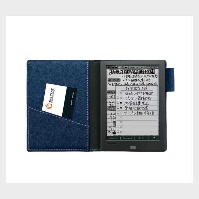 シャープ 電子ノート 6型 ブラック系 WG-PN1【納期目安:約10営業日】