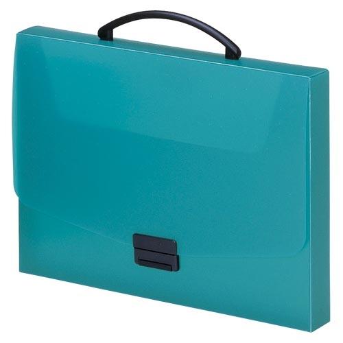リヒトラブ バッグ A4 青緑 A-5005-28 4903419839345