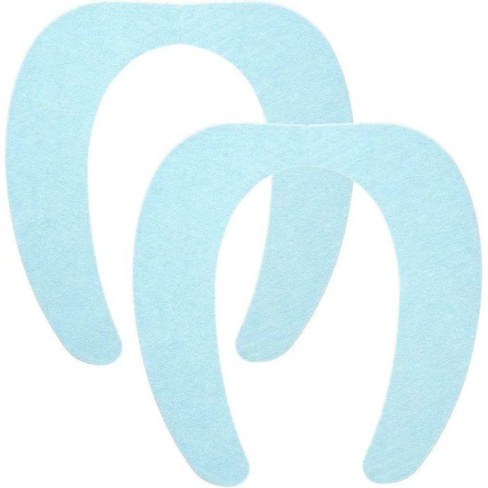 レック ぴたQ 吸着べんざシート ブルー 2組入 BB-480 (便座シート) 72個セット【沖縄・離島配達不可】 4903320128057-72