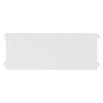 吉川国工業所 ブリックス仕切板 ミドルM用 2枚組 W(ホワイト) 9101 144個セット【沖縄・離島配達不可】 4979625214191-144
