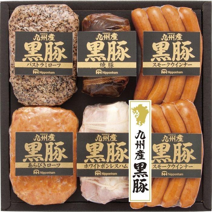 その他 南日本ハム 九州産黒豚6本詰ギフト NO-50(包装・のし可)(包装・のし可) 4978006320148