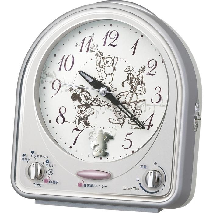 その他 DisneyTime ディズニー目覚まし時計 FD464S(包装・のし可)(包装・のし可) 4517228033766