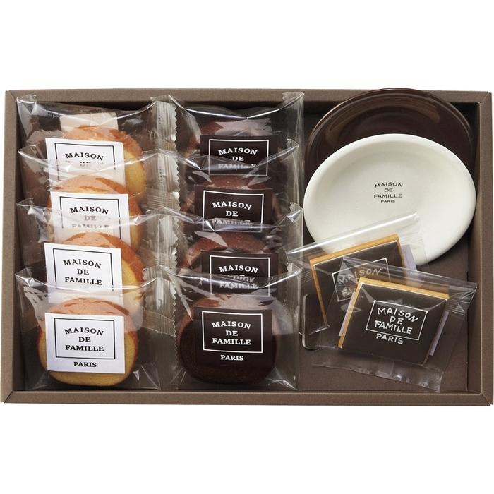 その他 メゾン ドゥ ファミーユ 洋菓子ギフト MZF-D(包装・のし可)(包装・のし可) 4904963405031