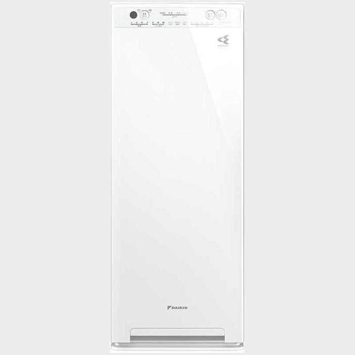 ダイキン 加湿ストリーマ 空気清浄機 空清約25畳 加湿約14畳 ホワイト ACK55W-W【納期目安:1週間】