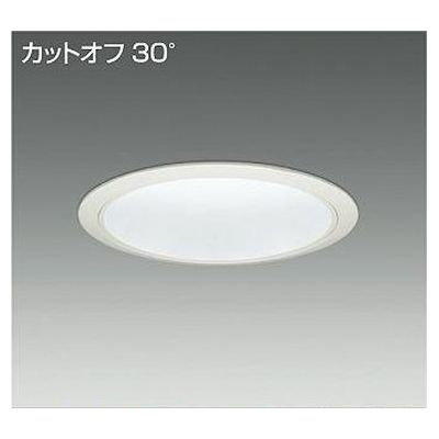 DAIKO LEDダウンライト 60W/71W 電球色(3000K) LZ6C LZD-92346YW