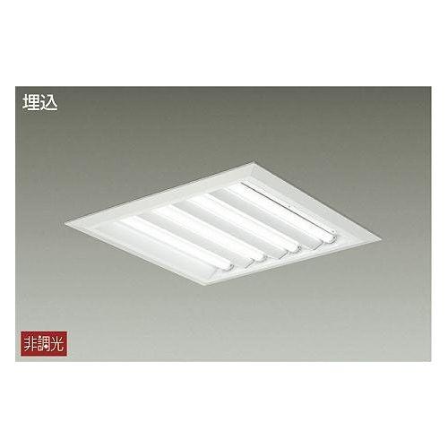DAIKO LEDベースライト 27W/24W/19.5Wx4 ユニット別 LZB-92723XW