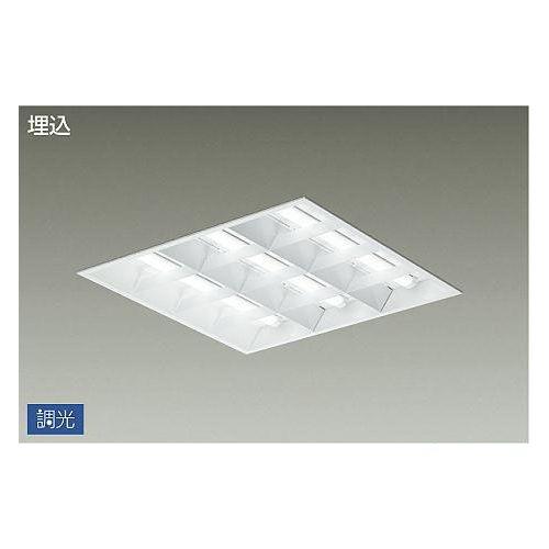 DAIKO LEDベースライト 26.7W/23.7W/19Wx3 ユニット別 LZB-92736XW