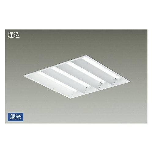 DAIKO LEDベースライト 27W/24W/19.5Wx4 ユニット別 LZB-92738XW