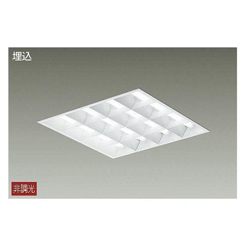 DAIKO LEDベースライト 27W/24W/19.5Wx4 ユニット別 LZB-92739XW