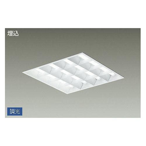 DAIKO LEDベースライト 27W/24W/19.5Wx4 ユニット別 LZB-92740XW