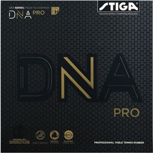 その他 STIGA(スティガ) テンション系裏ソフトラバー DNA PRO H ディーエヌエー プロ H レッド 厚 ds-2267638