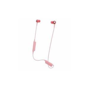 その他 Audio-Technica Bluetoothヘッドホン ピンク ATH-CK200BT-PK ds-2268263